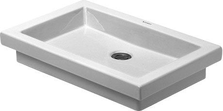 2ND FLOOR WASHBASIN 60CM