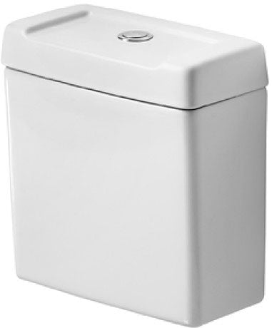 DARLING CISTERN WITH DUAL FLUSH