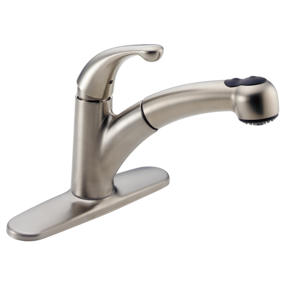 PALO SINGLE HANDLE PULL OUT KITCHEN FAUCET