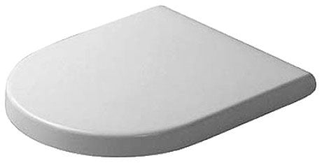 STARCK 3 TOILET SEAT AND COVER SOFT CLOSE