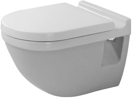 STARCK 3- TOILET WALL MOUNTED (WITHOUT SEAT COVER)