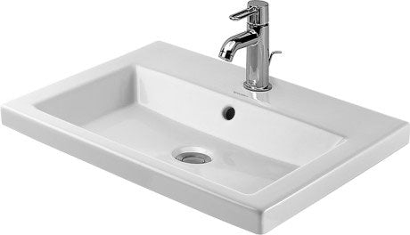 2ND FLOOR VANITY BASIN 600MM