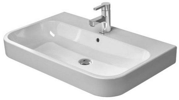 HAPPY D.2 800MM FURNITURE WASH BASIN