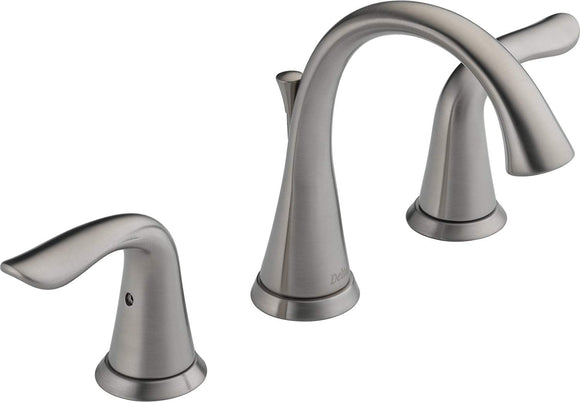 LAHARA TWO HANDLE WIDESPREAD BATHROOM FAUCET