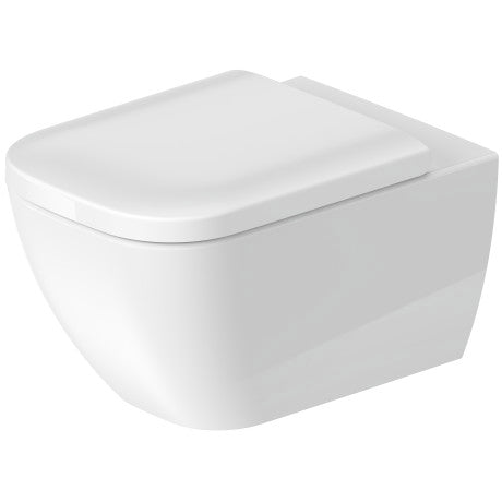 HAPPY D.2 TOILET WALL MOUNTED DURAVIT RIMLESS