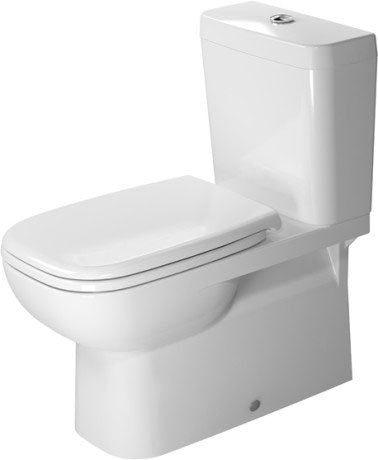 D-CODE TOILET FLOOR MOUNTED