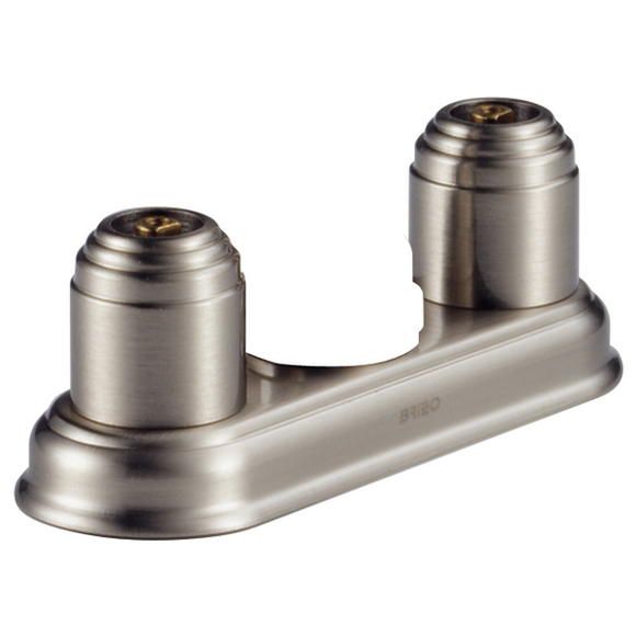 PROVIDENCE TWO HANDLE BAR-PREP FAUCET - LESS HANDLES