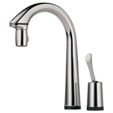 PASCAL SINGLE HANDLE PULL-DOWN KITCHEN FAUCET WITH HANDS-FREE AND SMARTTOUCH TECHNOLOGY