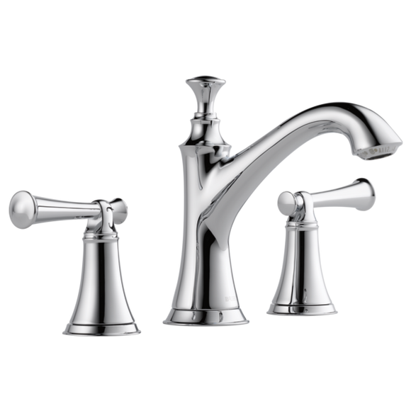 BALIZA WIDESPREAD LAVATORY FAUCET  LESS HANDLES