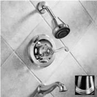 PROVIDENCE SINGLE HANDLE TUB AND SHOWER FAUCET