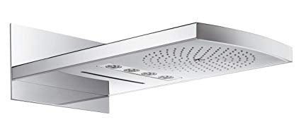 RAINDANCE 240 OVER HEAD SHOWER RAINFALL 3JET CHROME WITHOUT LIGHT