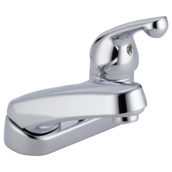 CLASSIC SINGLE HANDLE CENTERSET PULL-OUT FAUCET