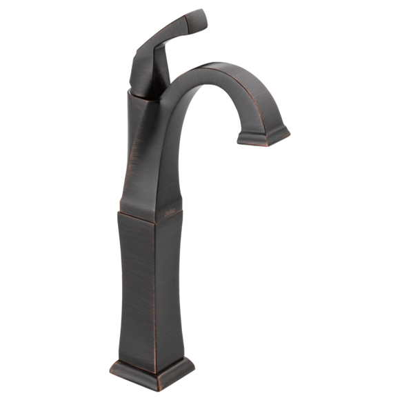 DRYDEN SINGLE HANDLE VESSEL BATHROOM FAUCET