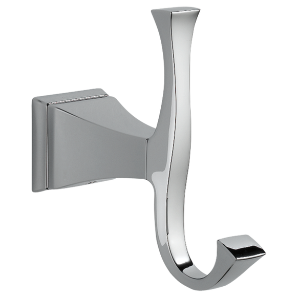 DRYDEN DOUBLE ROBE  HOOK
