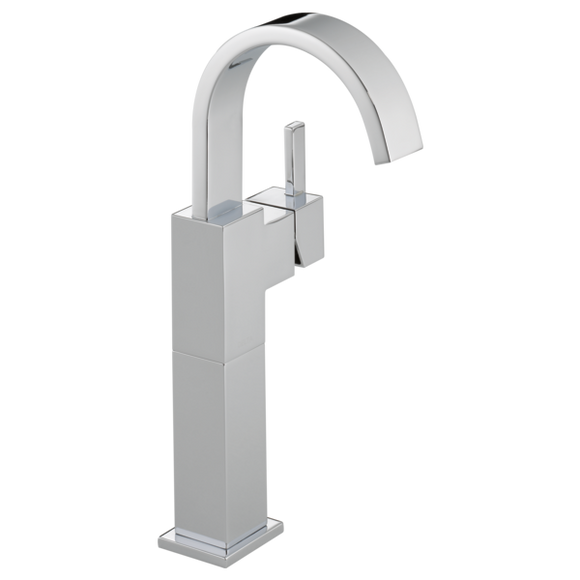 VERO SINGLE HANDLE VESSEL BATHROOM FAUCET