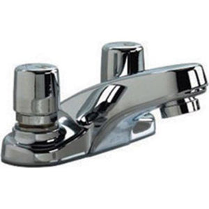 COMMERCIAL BASIN MIXER METERING SLOW SELF- CLOSE
