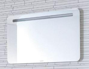 PURAVIDA - MIRROR WITH LIGHTING WALL MOUNTED