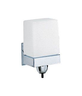 LIQUIDMATE WALL-MOUNTED SOAP DISPENSER
