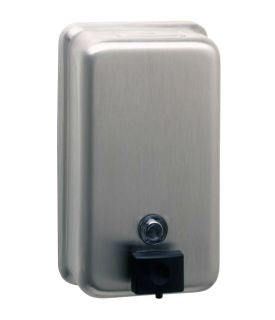 SURFACE - MOUNTED SOAP DISPENSER