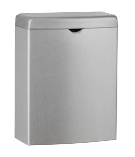 SURFACE - MOUNTED SANITARY NAPKIN DISPOSAL