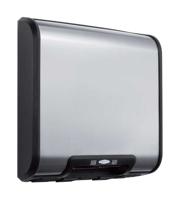 B-7128 230V HAND DRYER - STAINLESS STEEL