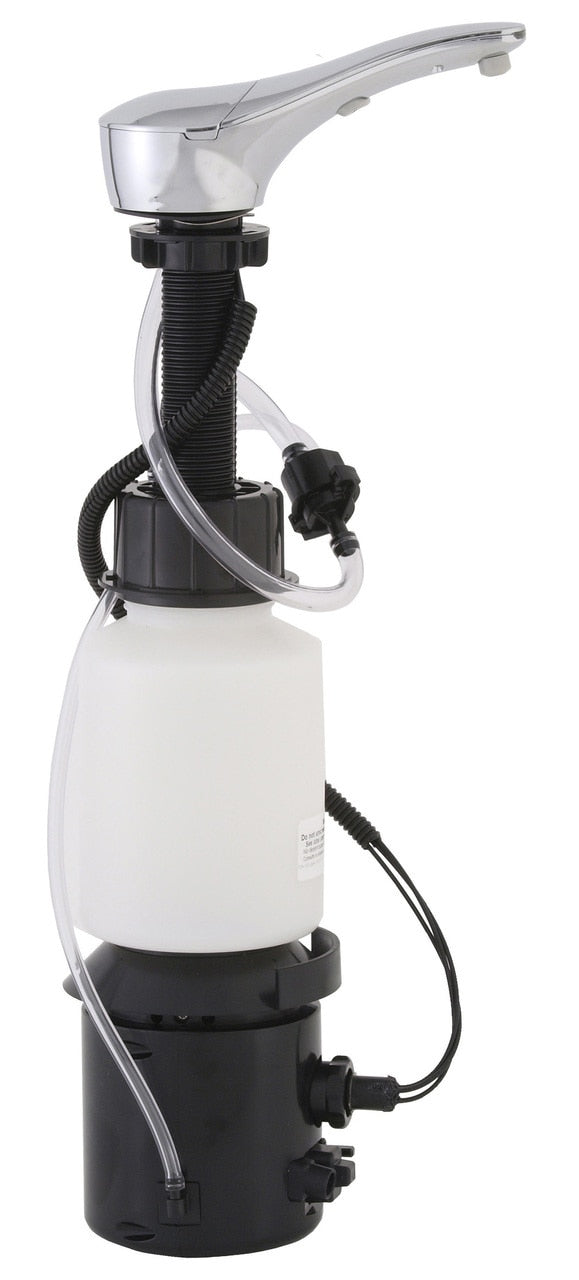 SUREFLO AUTOMATIC, TOP FILL BULK SOAP DISPENSER, FOAM