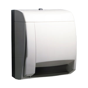 BOBRICK MATRIX02-Series SURFACE-MOUNTED ROLL PAPER TOWEL DISPENSER