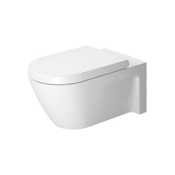 STARCK 2 TOILET WALL MOUNTED