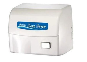 FASTDRY HAND DRYER PUSH BUTTON OPERATION