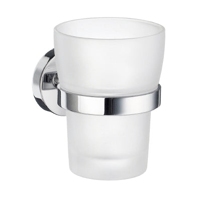 HOLDER WITH TUMBLER-HOME