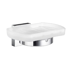 HOLDER WITH SOAP DISH-HOUSE
