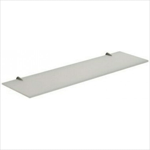 EDITION 100  CRISTALLIN GLASS SHELF