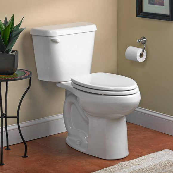 COLONY ROUND FRONT TOILET BOWL - WHITE