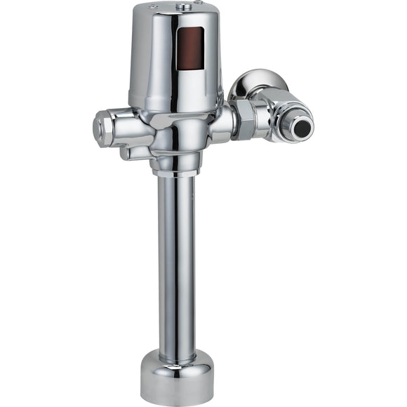 COMMERCIAL DELTA 1-1/2 IN TOP SPUD HARDWIRE MOTION ACTIVATED WATER CLOSET FLUSH VALVE