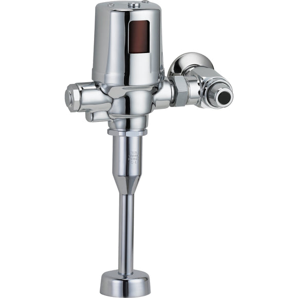 COMMERCIAL DELTA 3/4 IN TOP SPUD MOTION ACTIVATED URINAL FLUSH VALVE