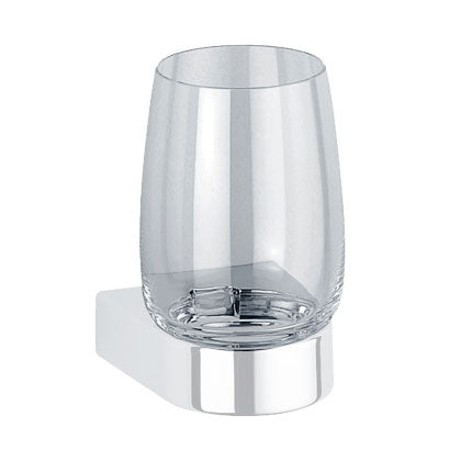 TRAPEZ TUMBLER HOLDER GLASS