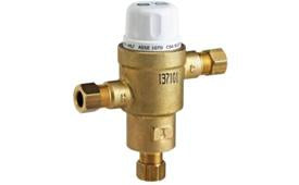 COMMERCIAL THERMOSTATIC MIXING VALVE