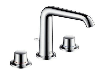 AXOR BOUROULLEC -  3HOLE BASIN MIXER  155 DN15  CHROME