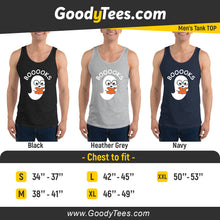 Load image into Gallery viewer, Books School Teacher Ghost Reading Books Halloween Men's Tank Top
