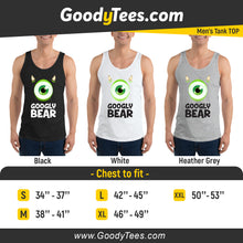 Load image into Gallery viewer, Mike Wazowski Pixar Matching Couples Men's Tank Top