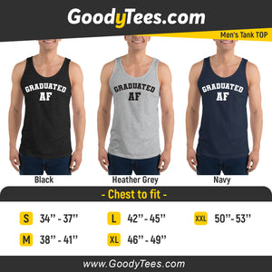 Gift For College Grade Student Men's Tank Top