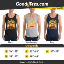 Load image into Gallery viewer, Retro 40th Gamer Birthday Party Gift Men's Tank Top