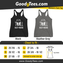 Load image into Gallery viewer, Taller Friend Café Lover Matching Duo Women's Tank Top