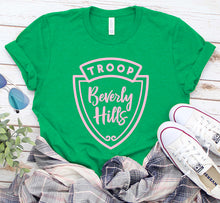 Load image into Gallery viewer, Troop Beverly Hills What A Thrill Shirt