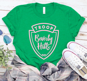 Troop Beverly Hills What A Thrill Shirt