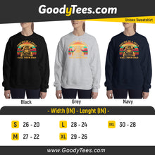 Load image into Gallery viewer, Call Your Dad My Favorite Murder SSDGM Vintage Phone Sweatshirt