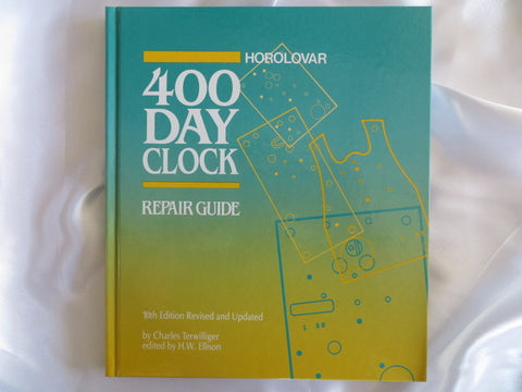 Horolovar 400 day clock repair guide
