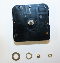 "quartz clock motor for 1/8"" thick clock face"