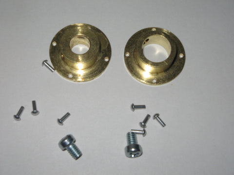 Hub Kit with lock down screws for Glo Dial movements
