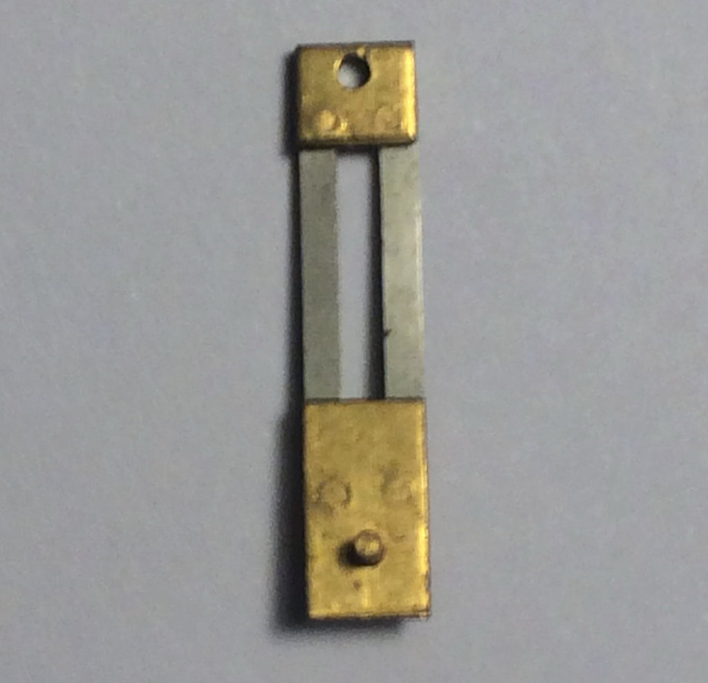 clock part , suspension spring , French suspension spring